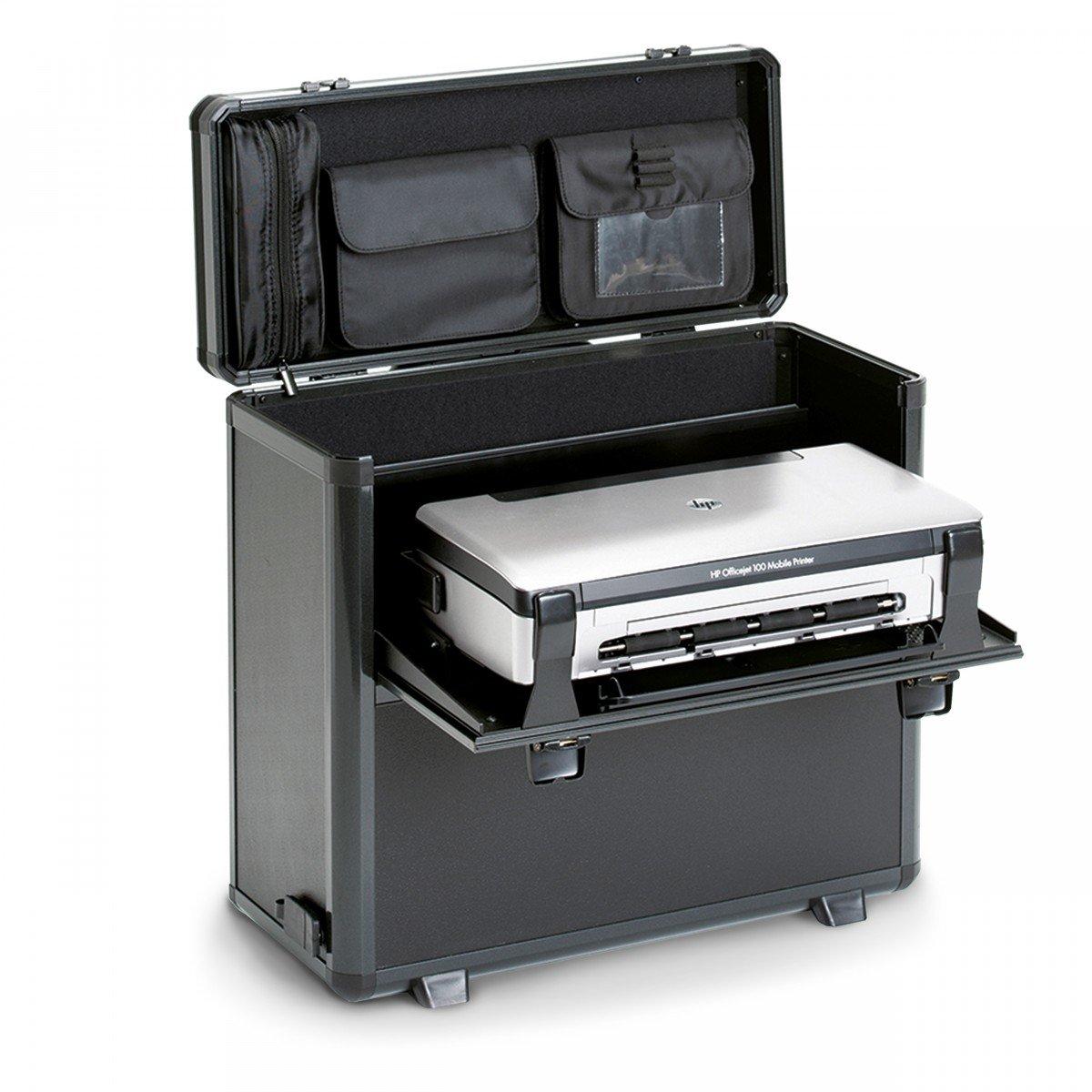 Dicota DataBox XL Trolley HP OJ 200 Impresora compacta ...