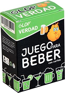 Glop Verdad - Juego para Beber - Juego para Fiestas de Adultos ...