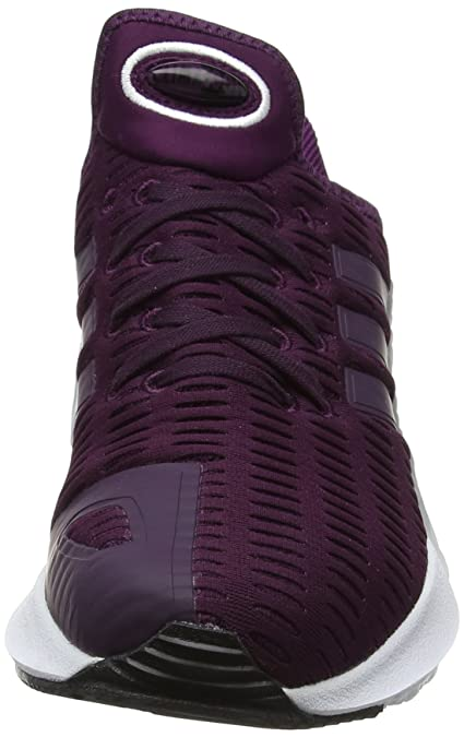 adidas Climacool 02/17, Baskets Femme, Violet (Red Night/Red Night/Footwear White), 38 2/3 EU