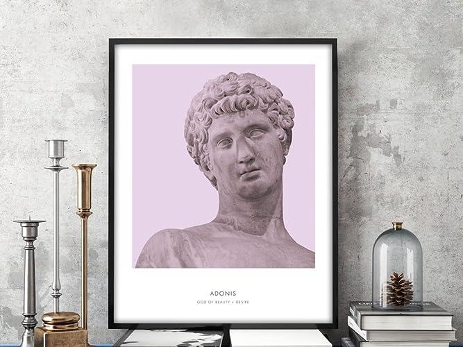 amazon com adonis portrait of adonis greek mythology adonis