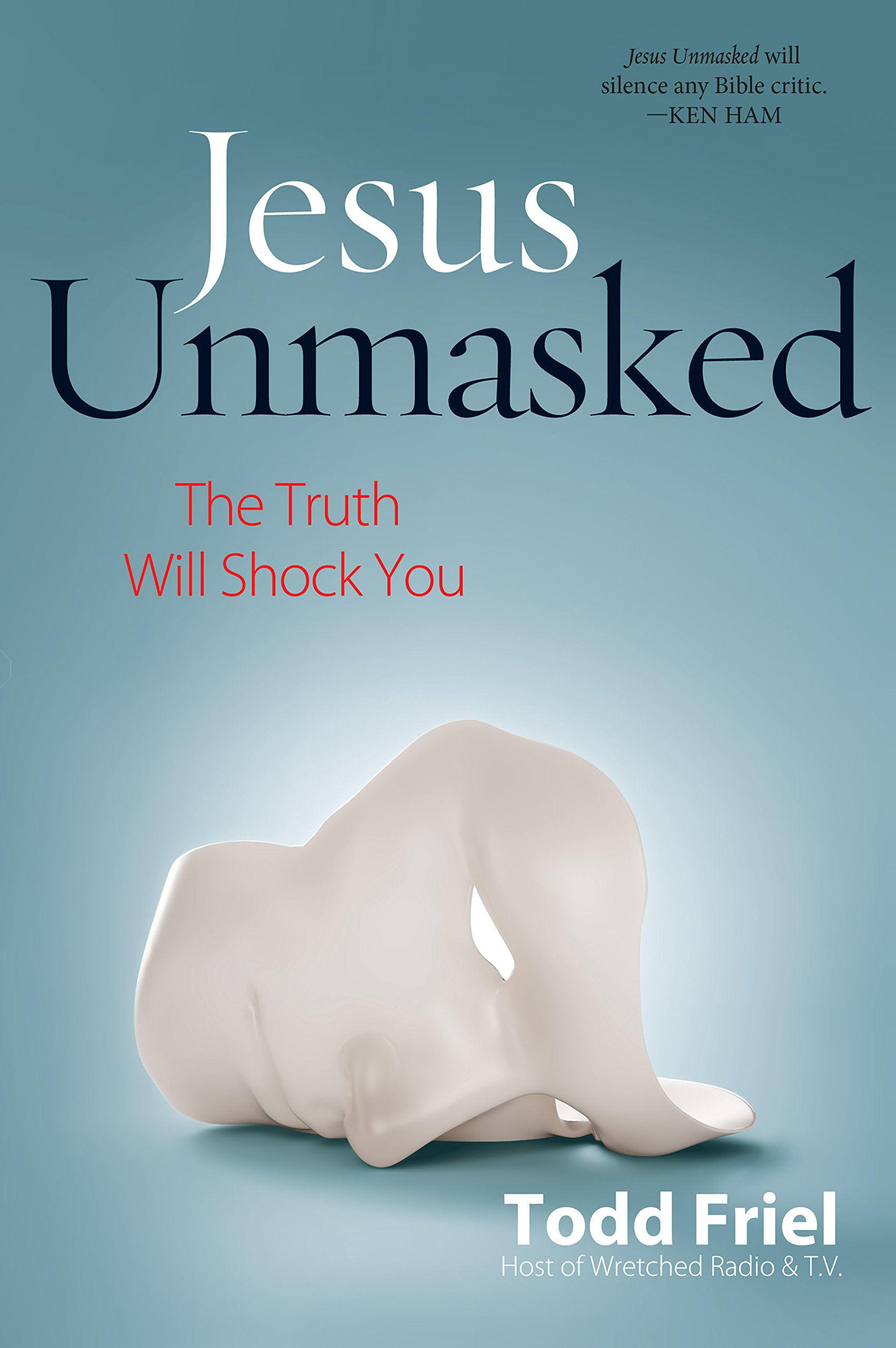 Jesus Unmasked Truth Will Shock product image