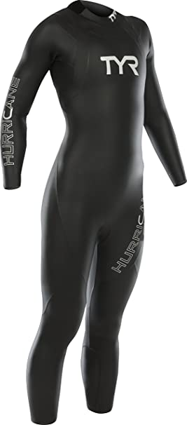 Amazon.com: TYR SPORT Women s Hurricane Wetsuit categoría 1 ...