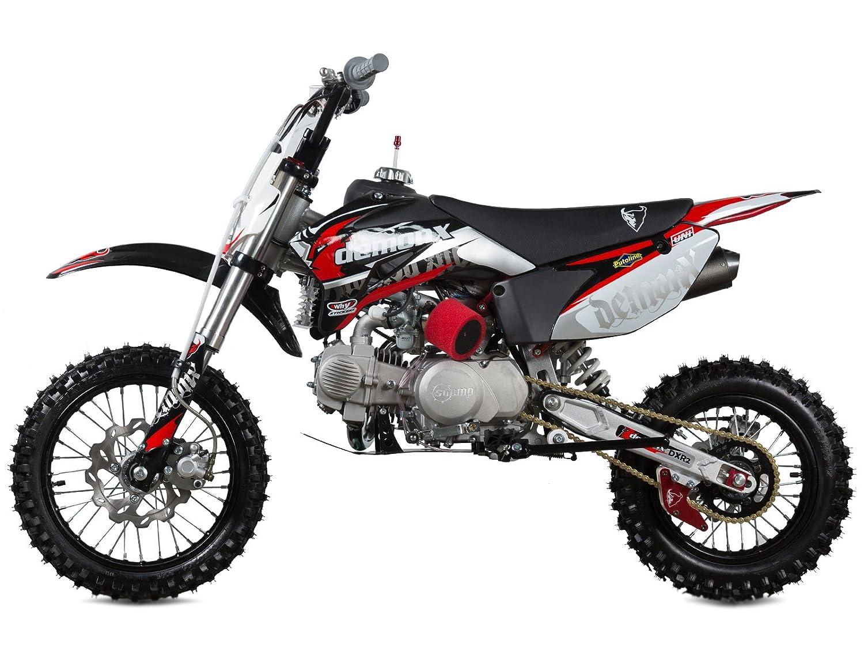 110cc Dirt Bike Latest Model Pit Motorcross Mx Scrambler