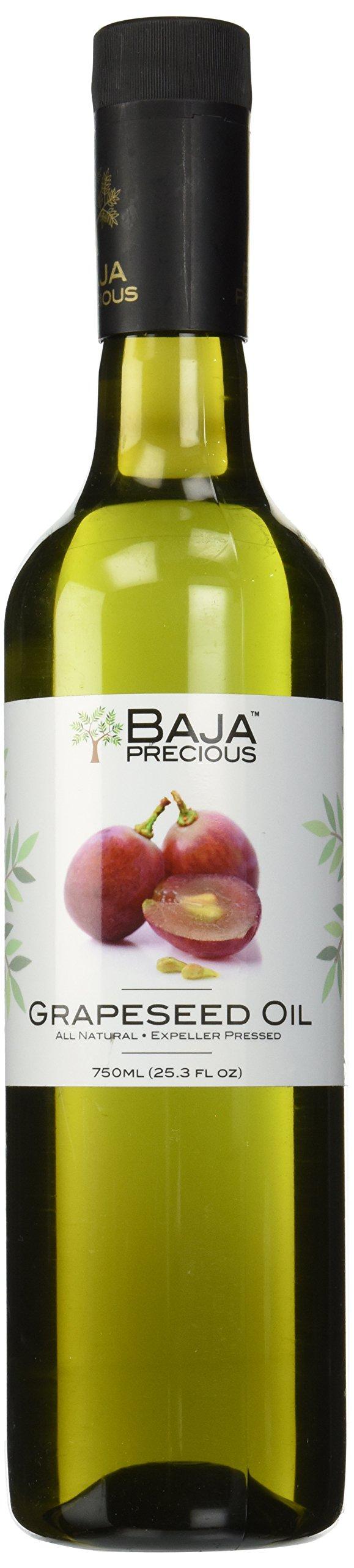 Baja Precious - Grapeseed Oil, 750ml (25.3 Fl Oz)