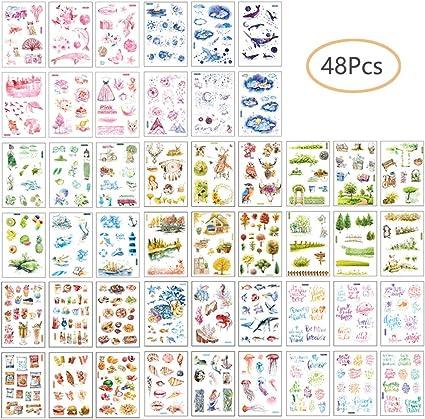 10x Hama cartolina adesivi per carta fotografica 10 x15 cm