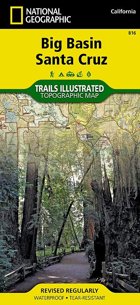 Big Basin, Santa Cruz (National Geographic Trails