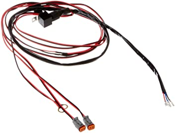711BWKcet%2BL._SX355_ amazon com rigid industries 40196 wire harness for set of d2 rigid dually wiring diagram at gsmx.co