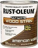 RUST-OLEUM 260148 Quart American Walnut Interior Stain
