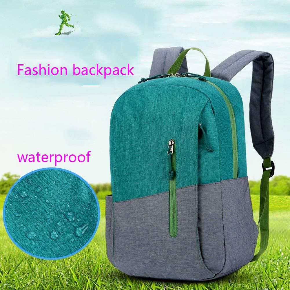 ZXL6 Backpack Leisure Fashion Travel Hiking Rucksack Outdoor Men Women Sports School College Waterproof Luggage Bag Lightweight