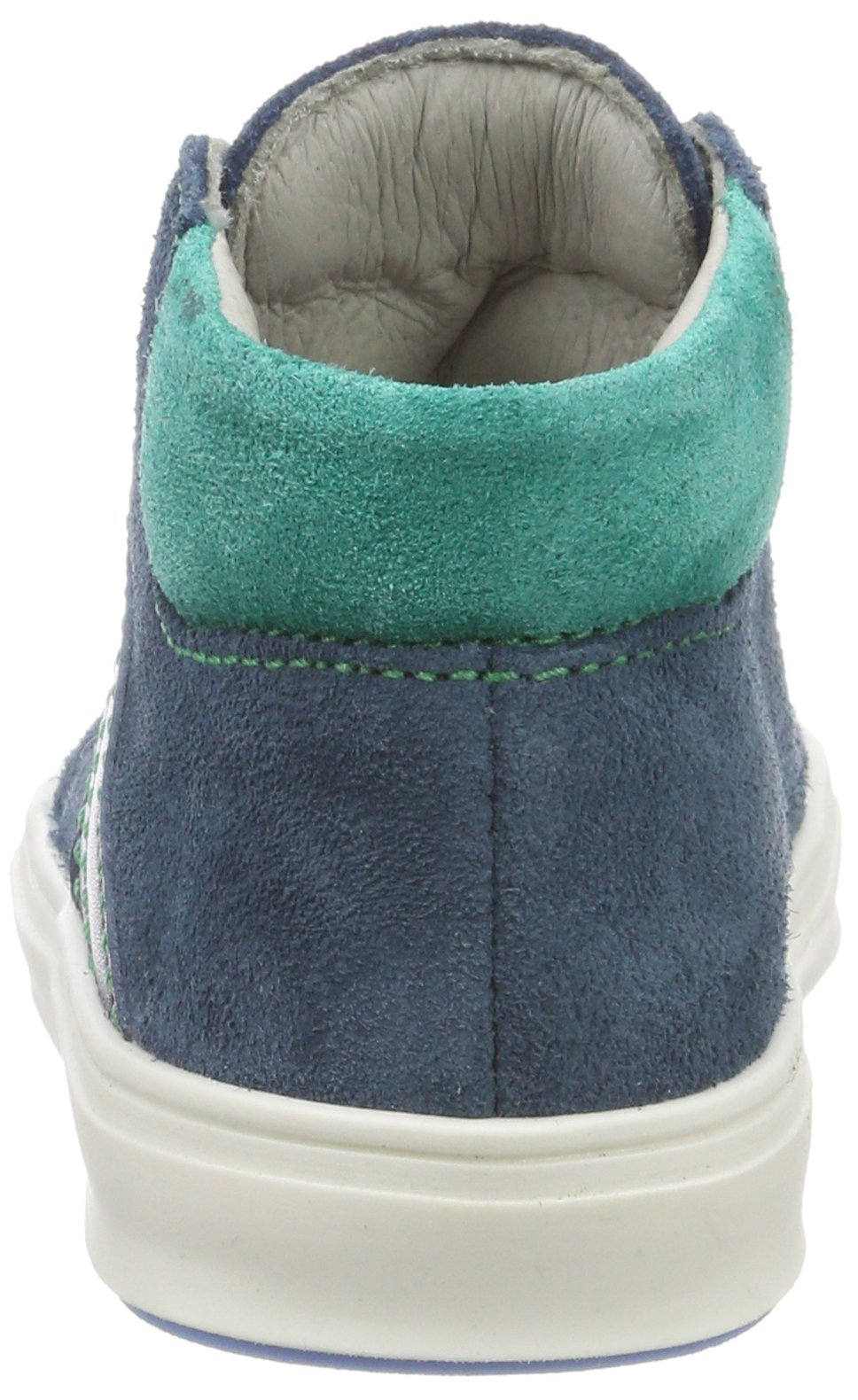Richter Kinderschuhe Boys' Jimmy Derbys, Blue (Pacific/Menta 6701), 7.5 UK by Richter Kinderschuhe (Image #2)