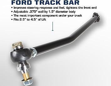 Amazon Com Carli Suspension 17 Superduty F250 F350 4 4 Adjustable Track Bar Automotive
