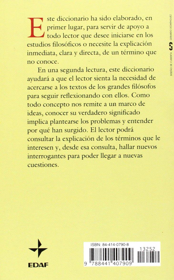 Diccionario de filosofía: Juan Carlos Gonzales Garcia, Juan Carlos ...