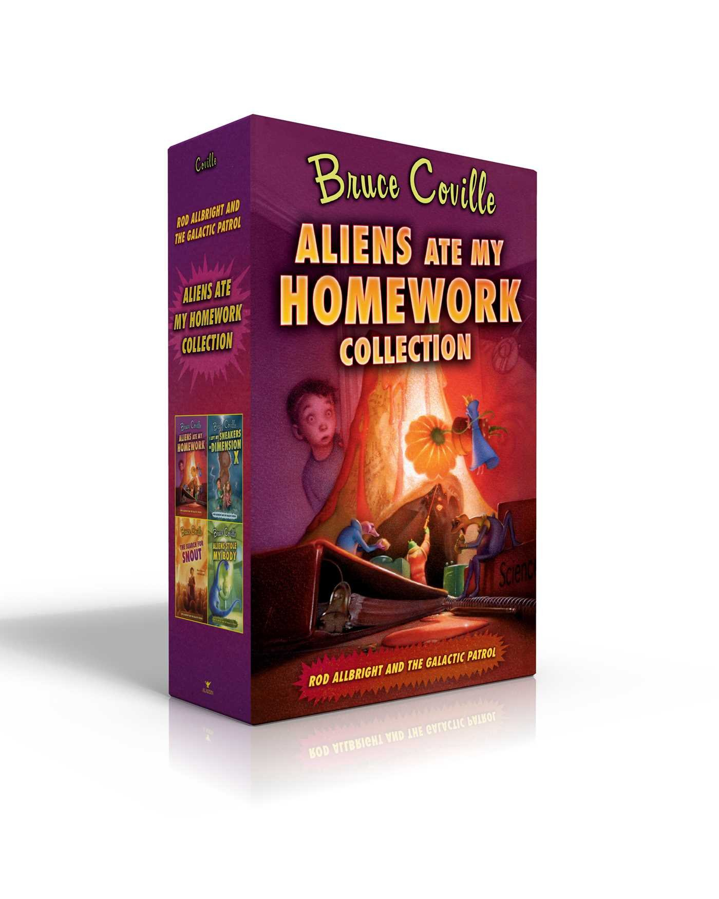 Remarkable Aliens Ate My Homework Collection Aliens Ate My Homework I Best Image Libraries Weasiibadanjobscom