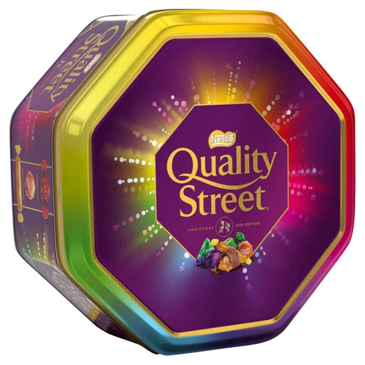 Nestle Quality Street Chocolates Tin 1Kg by Quality Street