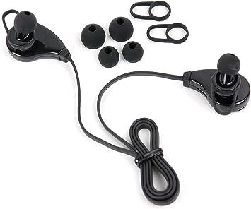 DURAGADGET Auriculares inalámbricos para Smartphone BQ Aquaris U ...