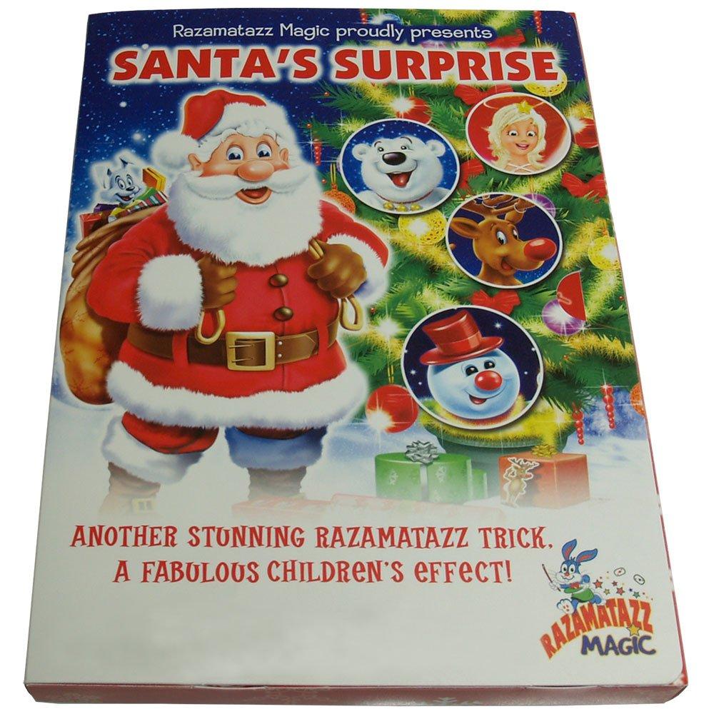 MMS Santa's Surprise by Razamatazz Magic - Trick