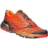 La Sportiva Akasha Tropic, Chaussures de Trail Homme, Multicolore (Bleu/Rouge Cardinal 000), 42 EU