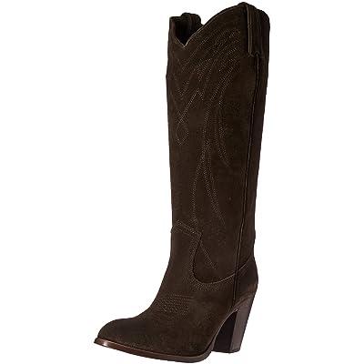 FRYE Women's Ilana Pull-On SHOVN Western Boot | Knee-High
