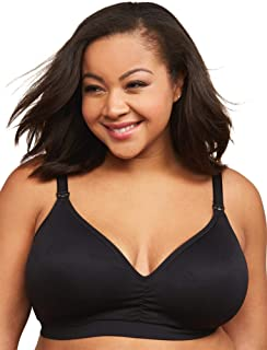 be73a92675e97 Jessica Simpson Plus Size Seamless Clip Down Nursing Bra at Amazon ...
