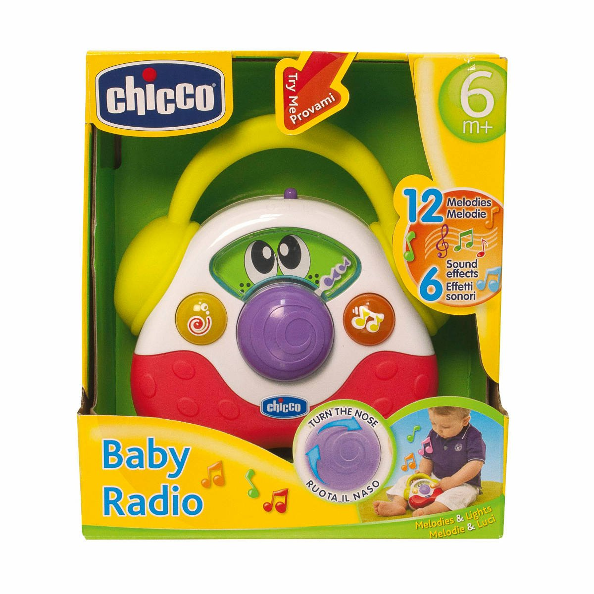 Chicco Ma Premi/ère Radio