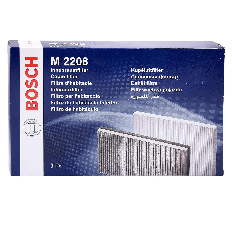 Air De LHabitacle Bosch 1 987 432 208 Filtre