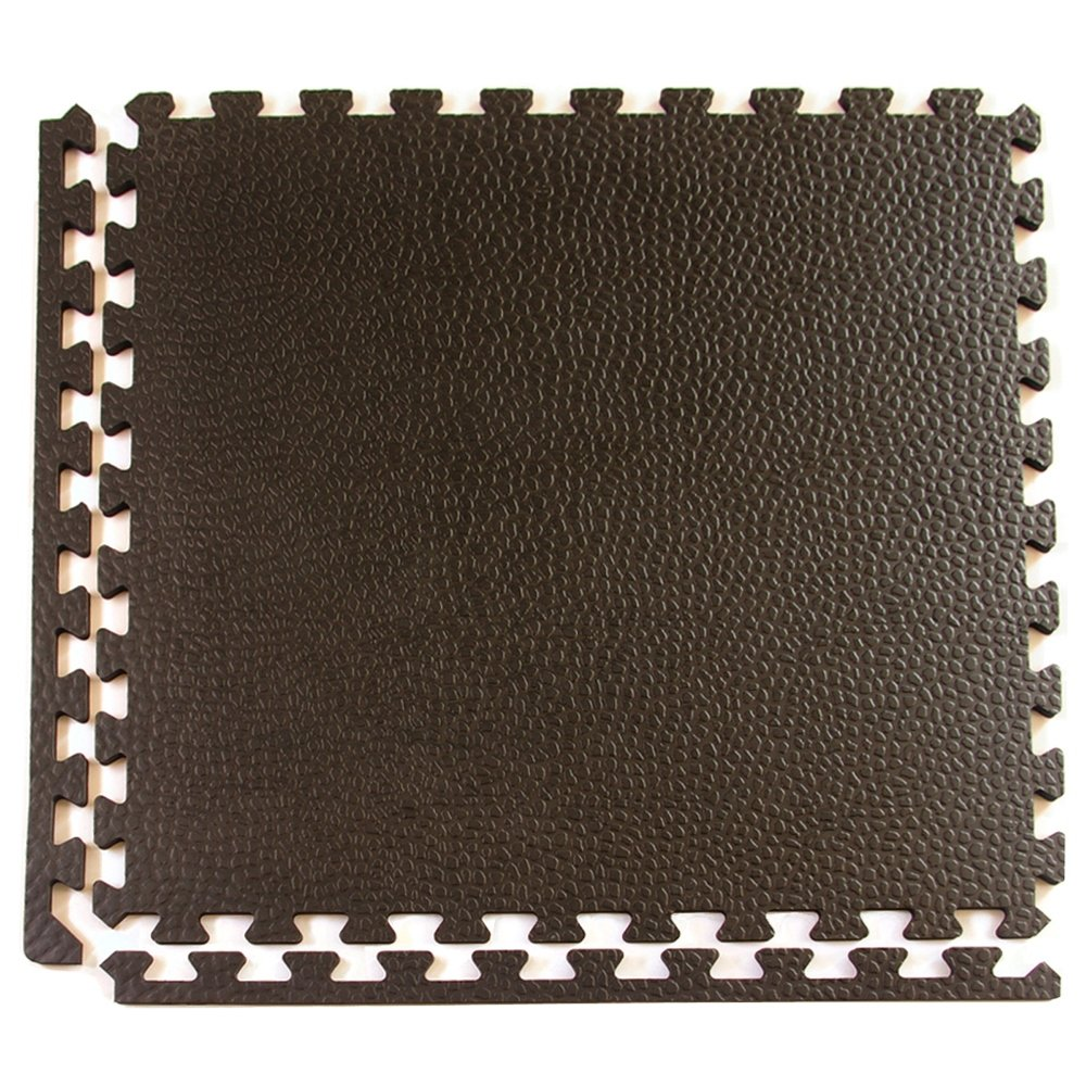 Greatmats Portable Interlocking Pebble Top Horse Stall Mats 15 Pack by Greatmats.com (Image #2)