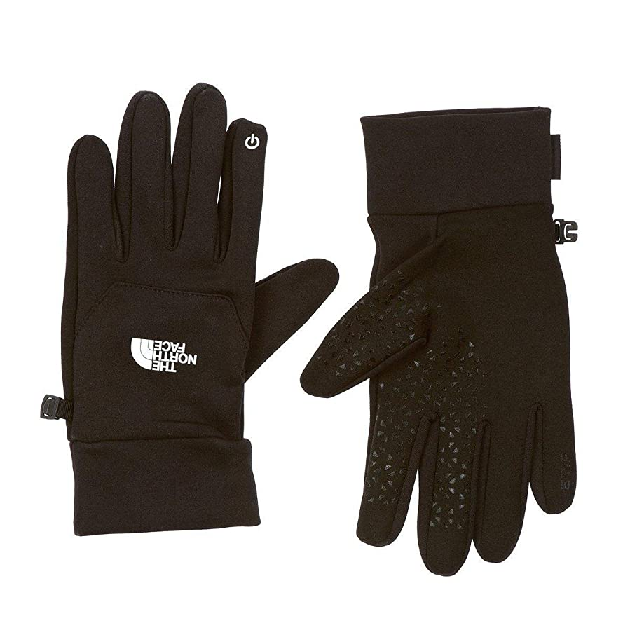 The North Face Unisex Etip Glove TNF Black Large