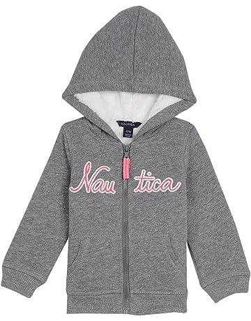 a0aecd3ef Nautica Girls' Super Soft Fleece Hoody