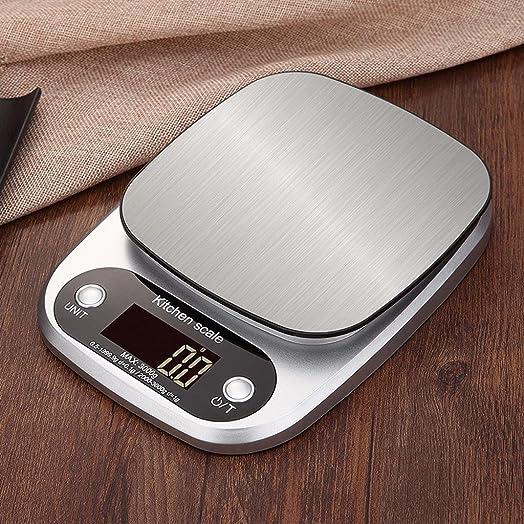 Balanzas electrónicas de la casa de la precisión escala de la cocina ...