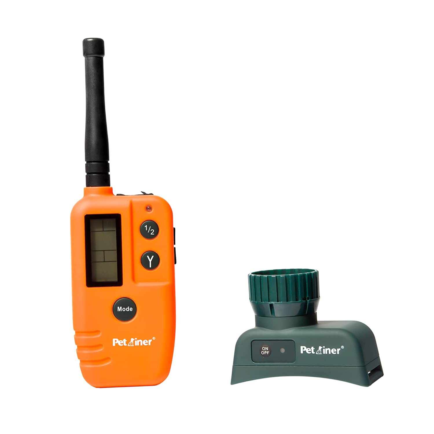 KP910B with beep location running KOFOHON KP910 with Remote Training and Beeper Collars   KP910B with Beeper Collar   KP910T with Remote Training Collar Remote Dog Training Hunter Electronic, Waterproof and Rechargeable Collars