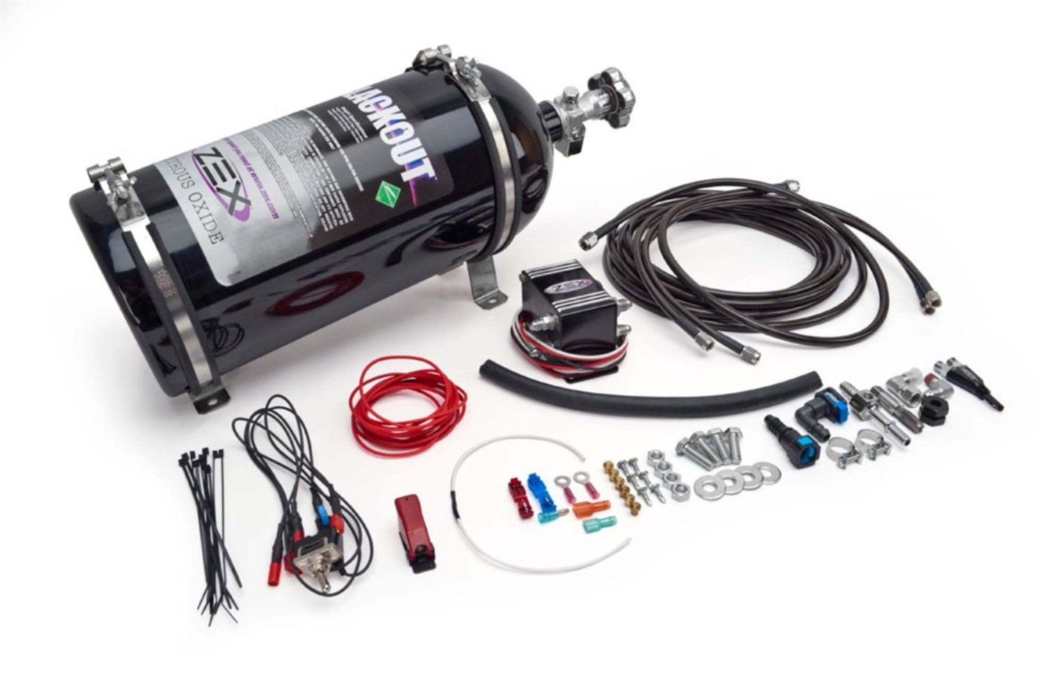 COMP Cams 82321B Nitrous System (Zex Scion Tc Blackout)