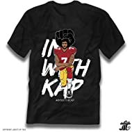 62a7aa4c5 #ImWithKap Kap Kneeling Premium T-Shirt