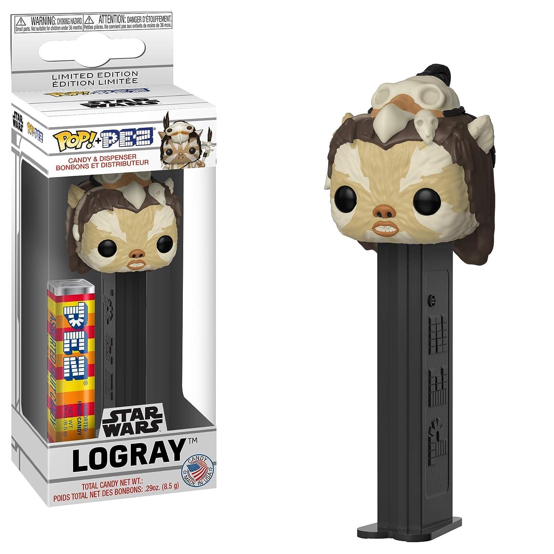 Funko Pop Logray 37866 Star Wars Pez
