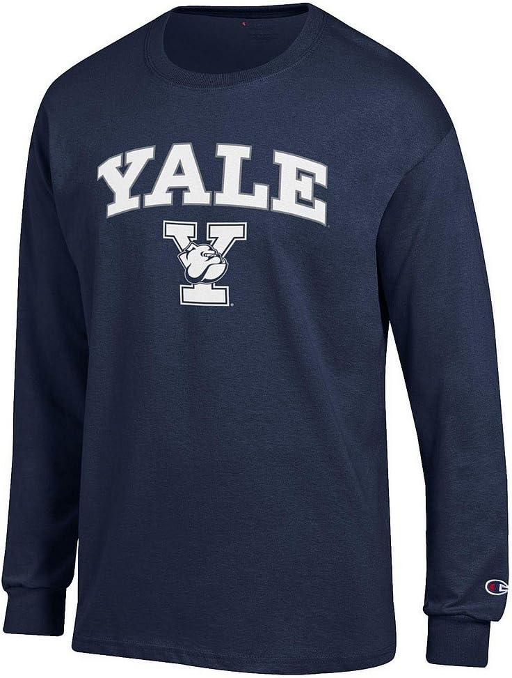 Elite Fan Shop NCAA Men's Team Color Long Sleeve Shirt Arch