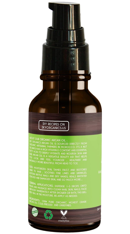 Miraculous argan oil for beautiful skin and hair 30