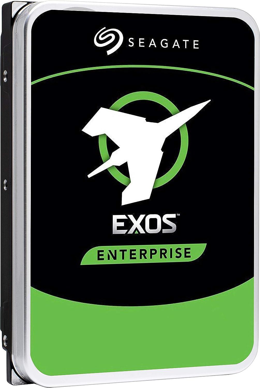 Seagate Exos X16 14TB 7200 RPM SATA 6Gb/s 256MB Cache 3.5-Inch Internal Data Center HDD Enterprise Hard Drive (ST14000NM001G)