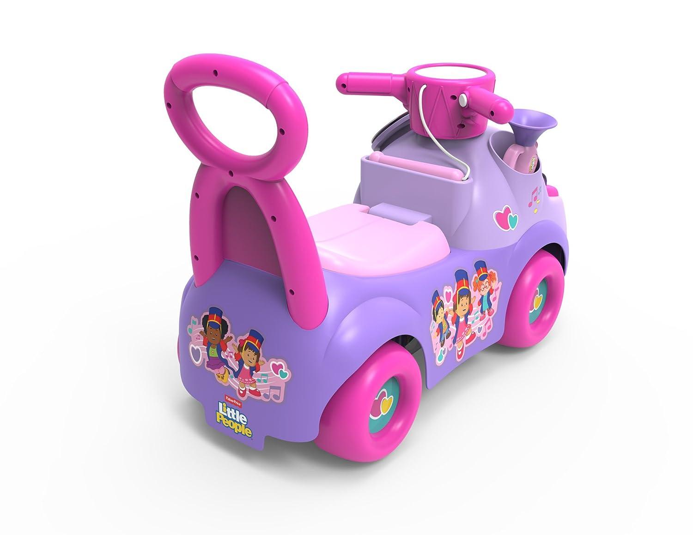 Fisher-Price 47898 Little People Color Morado Desfile de m/úsica