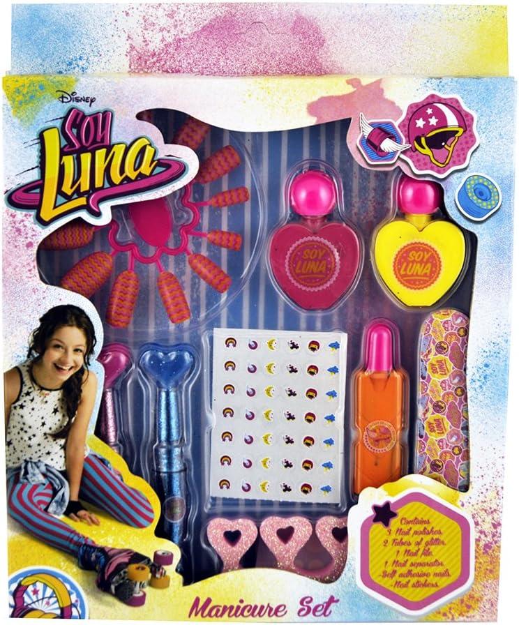 Soy Luna- SL.0011.16 Set manicura (Jugavi SL0011): Amazon.es: Juguetes y juegos