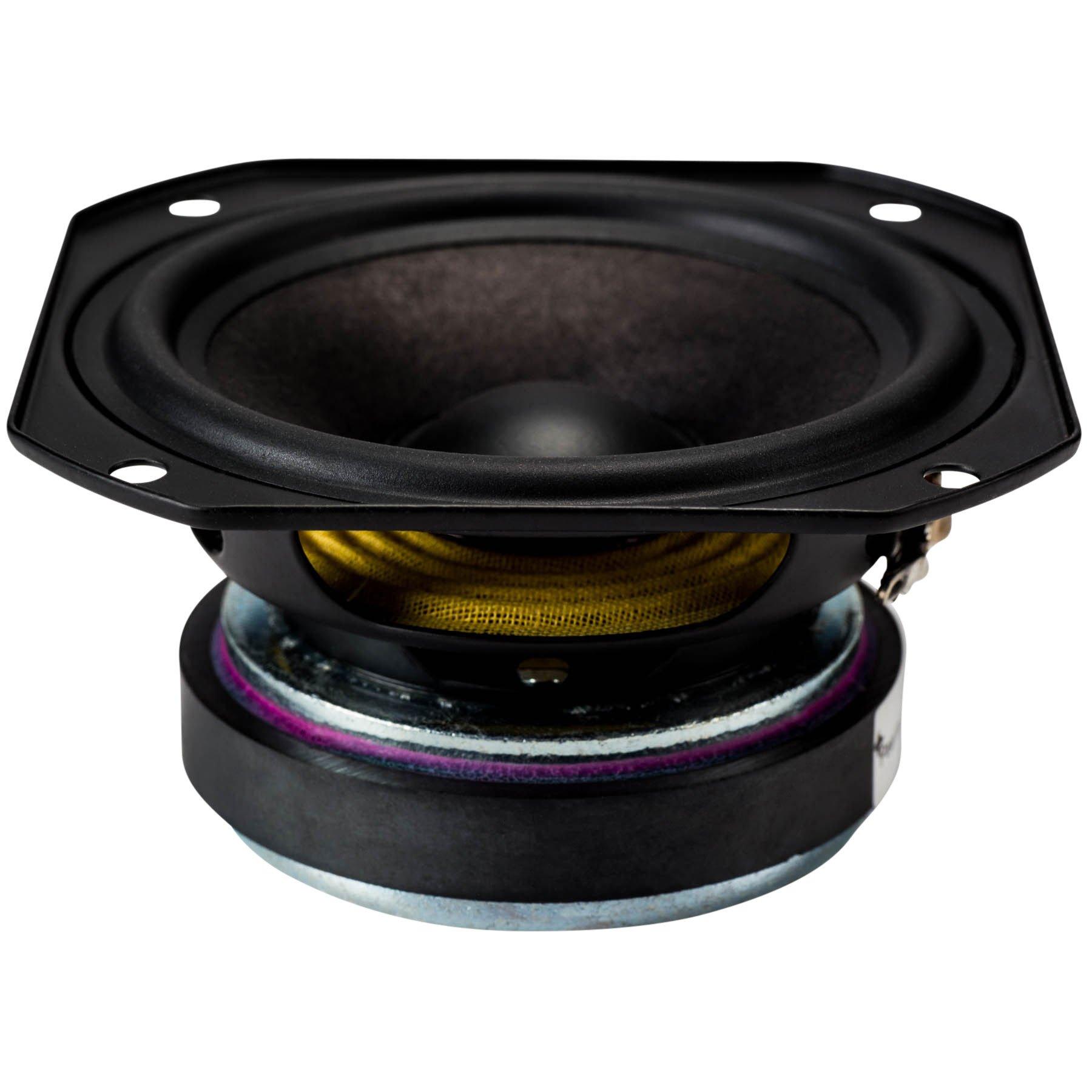 Peerless by Tymphany TC Series TC8FD00 3'' Full Range Speaker 4 Ohm