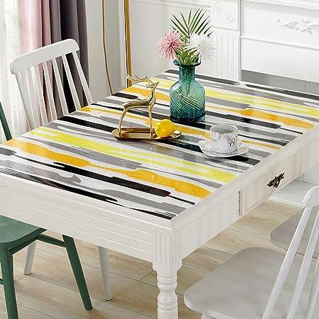 Mantel de jardín,impresión de PVC/aceite/anti escaldado/mesa de comedor/mesa de centro/exterior/mantel desechable: Amazon.es: Hogar