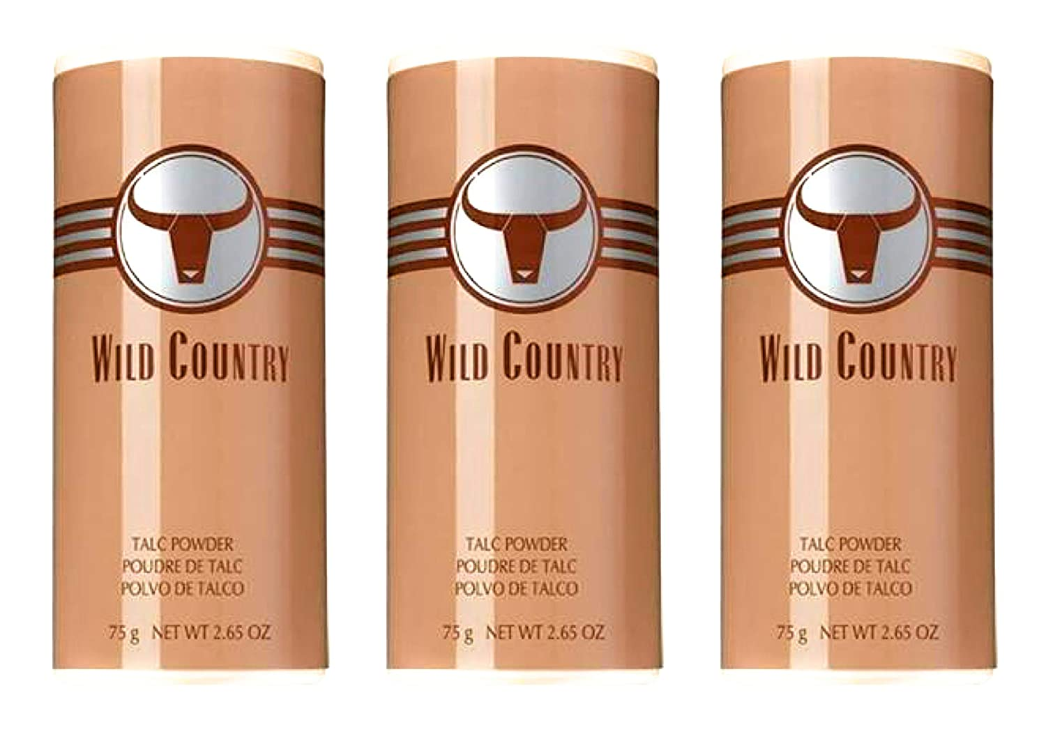 Avon WILD COUNTRY Body Powder