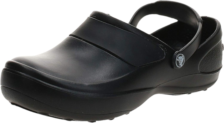 Crocs Women's Mercy Work Clog   Work Shoes, Nurse Shoes, Chef Shoes