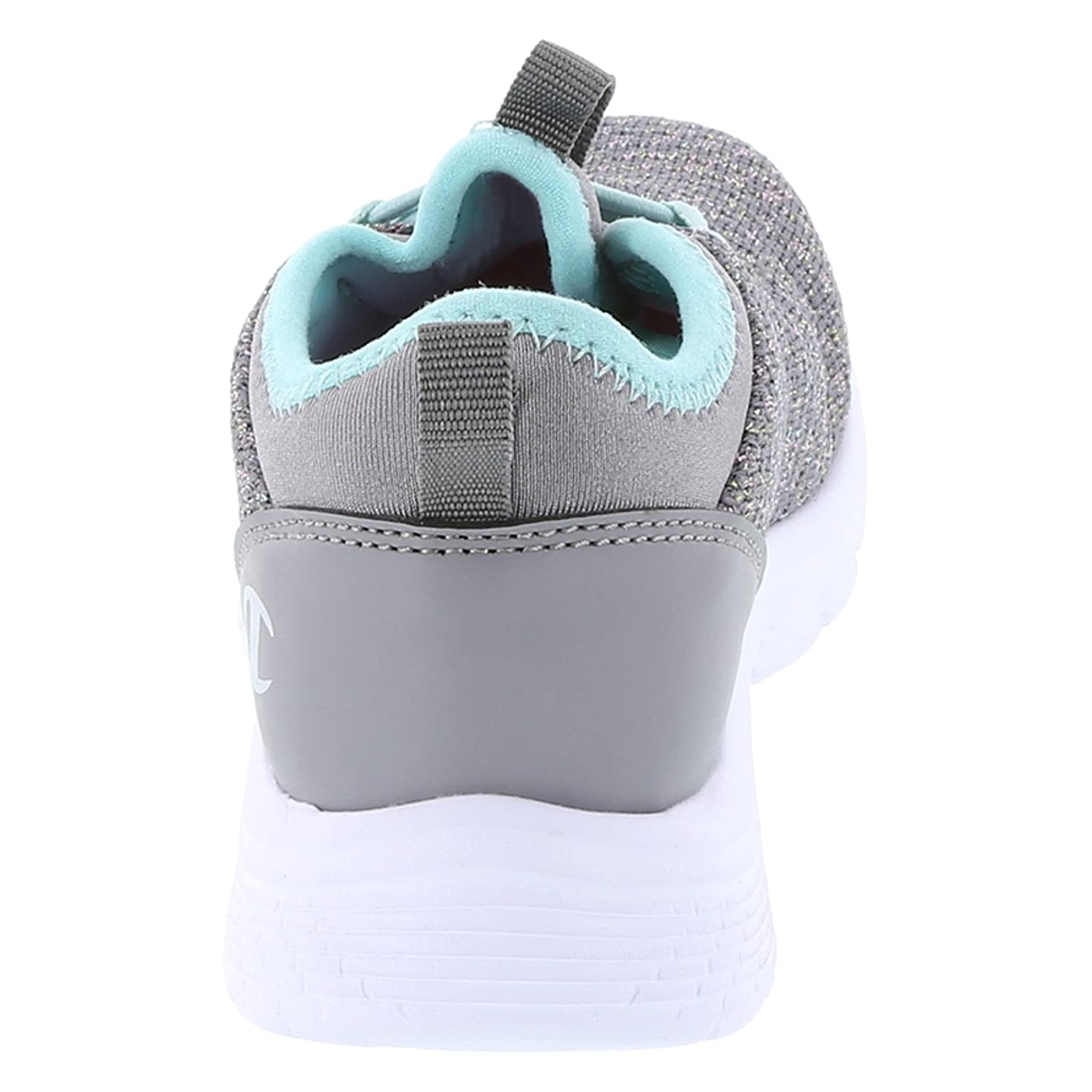 9d4ee9c39114 ... Champion Grey Girls  Moxie Slip-On Runner 174796135 - 2 ...