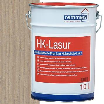 Super Remmers HK-Lasur - silbergrau 10ltr: Amazon.de: Baumarkt RX63