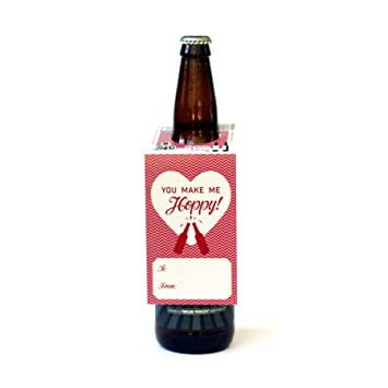 Amazon Com Beer Valentines Day Gifts For Him Or Her Big Bottle Or
