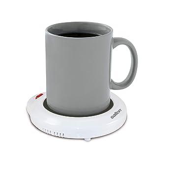 Salton White Coffee Mug Warmer