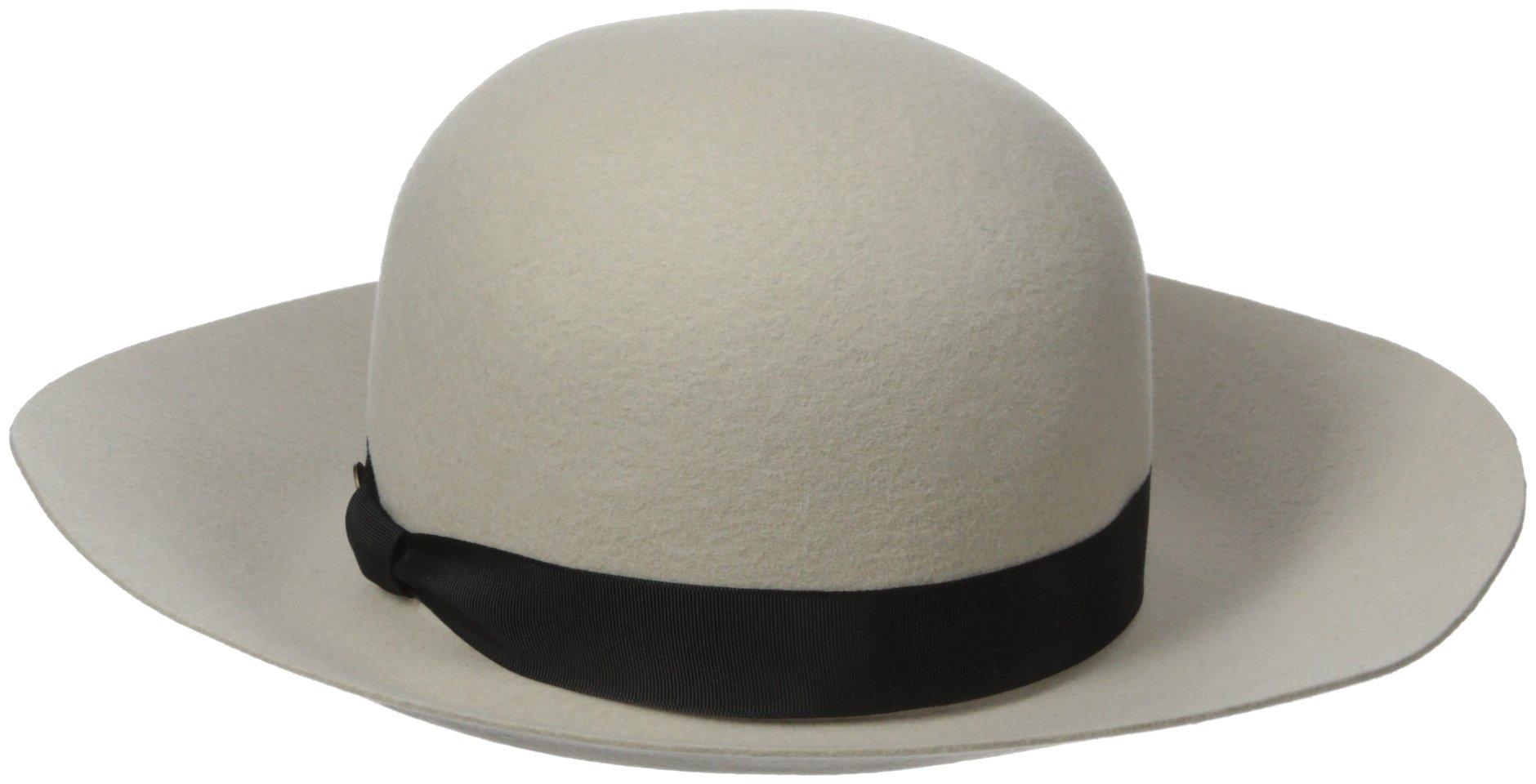 Karen Kane Women's Litefelt Floppy Hat, Sand, Small/Medium by Karen Kane