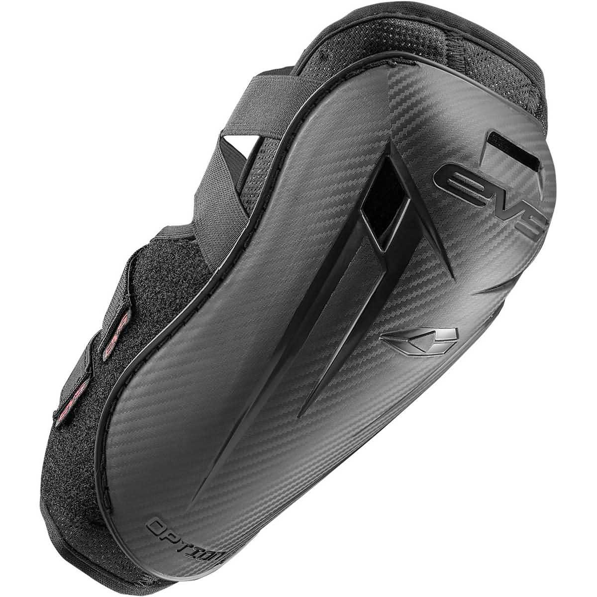 EVS 2016 Option Adult Elbow Guard Off-Road Motorcycle Body Armor - Black/One Size by EVS Sports