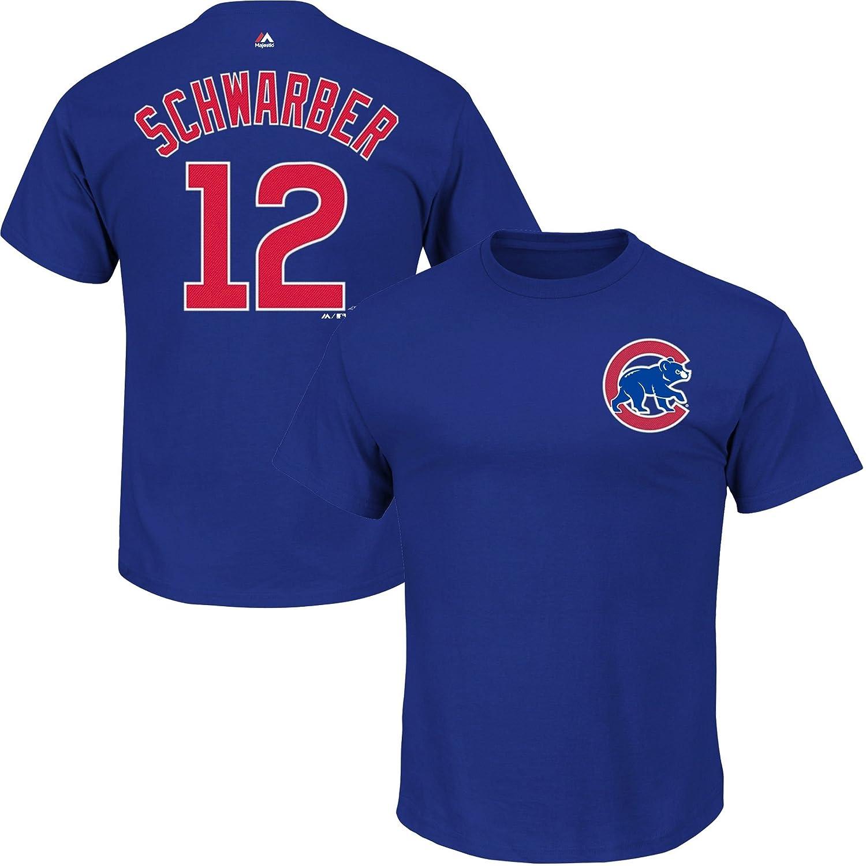輝く高品質な Kyle Schwarber #/ 12シカゴカブスYouth Name Name & Number 14 Player Tシャツ( Youth Large 14/ 16 ) B071FCFCZM, ヴェニーレ:e1bbff05 --- a0267596.xsph.ru