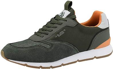 POLO MAXIL BLJ Hombre Verde 41: Amazon.es: Zapatos y complementos